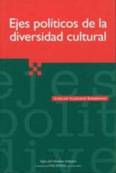 Chapultepecuno.mx Ejes Politicos De La Diversidad Cultural Image