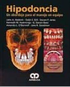 Libros gratis kindle descargar HIPODONCIA: UN ABORDAJE PARA EL MANEJO EN EQUIPO