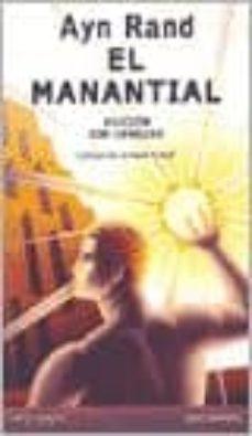 Bestseller books 2018 descarga gratuita EL MANANTIAL (Literatura española) 9789872095161 de AYN RAND