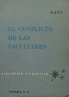 Curiouscongress.es El Conflicto De Las Facultades Image