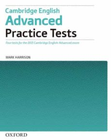cambridge english: advanced practice tests without key-9780194512671