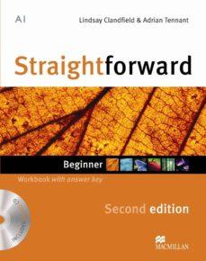 Descargas libros para iphone STRAIGHTFWD BEG WORKBOOK PACK +KEY N/E ED 2013 RTF PDB DJVU (Spanish Edition)