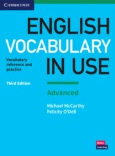 Descarga de libros ipad ENGLISH VOCABULARY IN USE (3RD EDITION) ADVANCED BOOK WITH ANSWERS (Literatura española) ePub DJVU 9781316631171