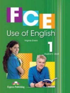 fce use of english 1 s s book b2 sin etapa - idiomas ingles ingles-9781471521171