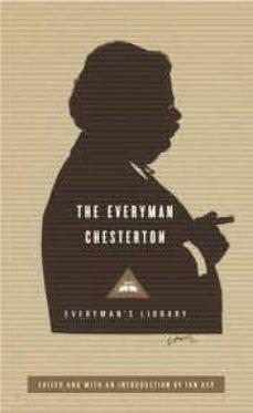 the everyman chesterton-g.k. chesterton-9781841593371