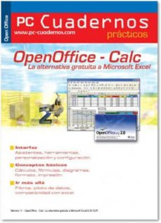 Titantitan.mx Openoffice Calc: La Alternativa Gratuita A Microsoft Excel (Pc Cu Adernos) (Informatica Basica) Image