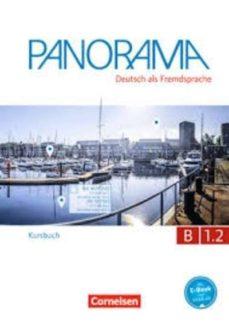 Descarga de libros en formato texto. PANORAMA B1.2. KURSBUCH (LIBRO DE CURSO) FB2 DJVU MOBI (Literatura española)