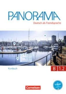 Descargas gratuitas de ebooks torrent PANORAMA B1.2. KURSBUCH (LIBRO DE CURSO) in Spanish