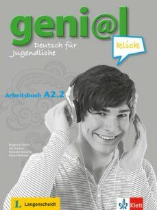 Descargar libros google gratis GENIAL KLICK A2.2 EJER+MP3 MOBI RTF iBook de