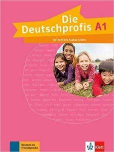 Descargar libro online gratis DIE DEUTSCHPROFIS TESTHEFT en español 9783126764971