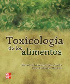 Descarga gratuita de libros de epub. TOXICOLOGIA DE LOS ALIMENTOS iBook de  (Spanish Edition)