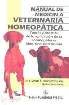 Followusmedia.es Manual De Medicina Veterinaria Homeopatica Image