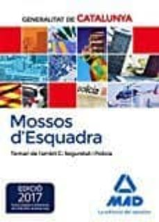 Encuentroelemadrid.es Mossos D`esquadra. Temari De L´ambit C: Seguretat I Policia Image
