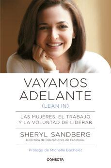 vayamos adelante-sheryl sandberg-9788415431671
