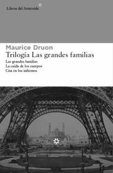 Inmaswan.es ÓMnibus: Trilogía Las Grandes Familias Image
