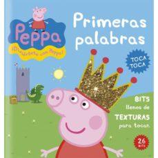 Carreracentenariometro.es Peppa Pig. Primeras Palabaras (Bits Texturas) Image