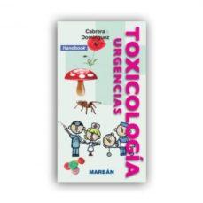 Libros de mp3 gratis en línea para descargar TOXICOLOGIA URGENCIAS de CABRERA & DOMINGUEZ