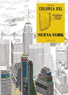 colorea xxl: nueva york-9788416124671