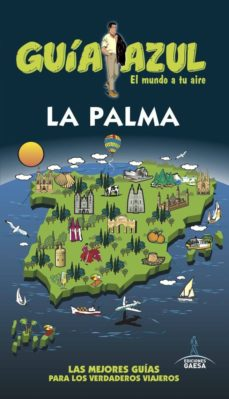 la palma 2017 (guia azul) (3ª ed.)-jesus garcia-9788416766871