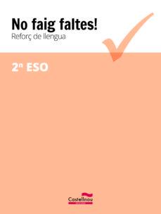 Descargas gratuitas de libros de audio para iPod NO FAIG FALTES! REFORÇ DE LLENGUA 2N ESO de  9788416790371 in Spanish