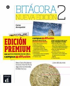 Pdf descargar revistas ebooks BITÁCORA 2 NUEVA EDICIÓN LIBRO DEL ALUMNO + MP3 (VERSIÓN PREMIUM) de  9788417249571  in Spanish