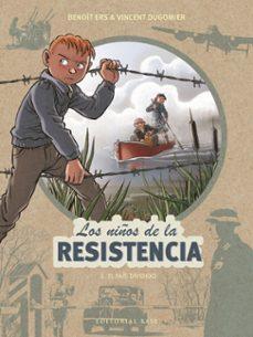Descargar ebook gratis gratis LOS NIÑOS DE LA RESISTENCIA: 5. EL PAIS DIVIDIDO