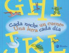 Iguanabus.es Ghijkl: Cada Noche Un Cuento, Una Letra Cada Dia Image