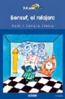 bensuf, el relojero-pablo zapata lerga-9788423633371