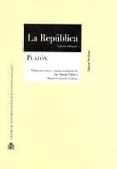 la republica (5ª ed.)-9788425910371