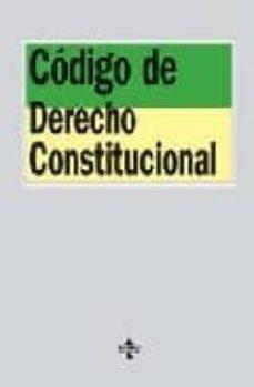 Trailab.it Codigo De Derecho Constitucional (2ª Ed.) Image