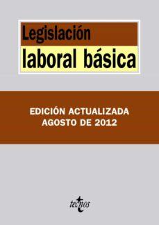 Mrnice.mx Legislacion Laboral Basica (5ª Ed.) Image