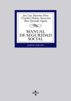 Mrnice.mx Manual De Seguridad Social (9ª Ed.) Image