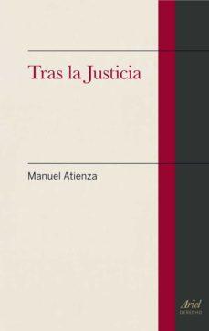 tras la justicia-manuel atienza-9788434400771