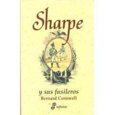 sharpe y sus fusileros-bernard cornwell-9788435035071