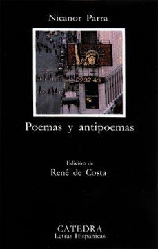 poemas y antipoemas-nicanor parra-9788437607771