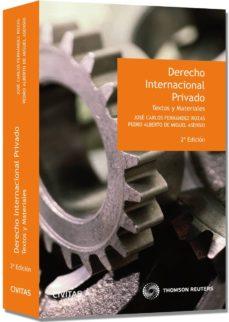 Permacultivo.es Derecho Internacional Privado (2ª Ed.) Image