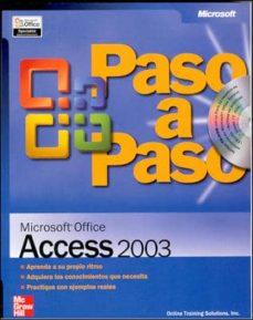 Inmaswan.es Microsoft Office Access 2003 (Paso A Paso) Image