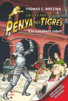 Titantitan.mx Els Cavallers Robot (Un Cas Per A Tu I La Penya Dels Tigres) Image