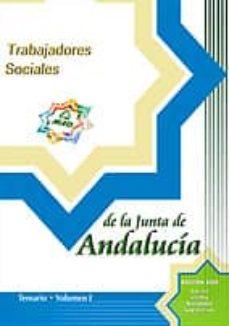 Cdaea.es Trabajadores Sociales De La Junta De Andalucia: Temario (Vol. I) Image