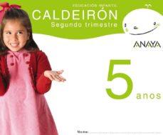 Mrnice.mx Caldeirón 5 Anos. Segundo Trimestre. Galicia Educación Infantil 3-5 Años Image