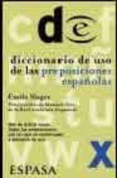 Lofficielhommes.es Diccionario De Uso De Las Preposiciones Españolas Image