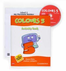 Emprende2020.es Colours 5 Activity Book, 5º Educacion Primaria Image