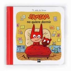 Javiercoterillo.es Samsam No Quiere Dormir (Mi Vida De Heroe) Image