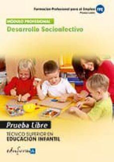 Geekmag.es Pruebas Libres Para La Obtencion Del Titulo De Tecnico Superior E N Educacion Infantil. Desarrollo Socioafectivo Image