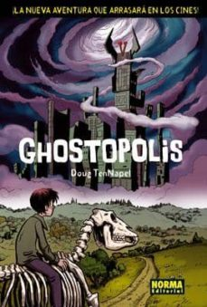 ghostopolis-doug tennapel-9788467907971