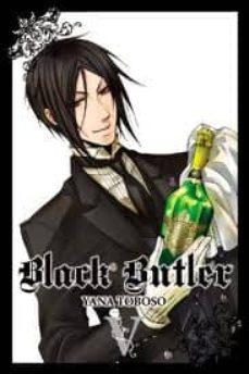 black butler vol. 5-yana toboso-9788467908671