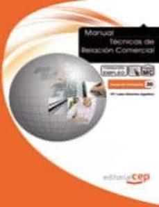 Cdaea.es Manual Tecnicas De Relacion Comercial. Formacion Para El Empleo Image