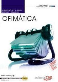 Bressoamisuradi.it Cuaderno Del Alumno Ofimatica. Certificados De Profesionalidad Image