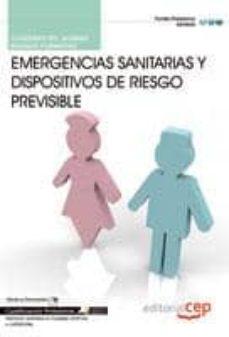 Eldeportedealbacete.es Cuaderno Del Alumno Emergencias Sanitarias Y Dispositivos De Ries Go Previsible. Cualificaciones Profesionales Image