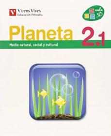 Geekmag.es Planeta 2º Primaria Libro 1, 2, 3 Y Separata Aragon Image